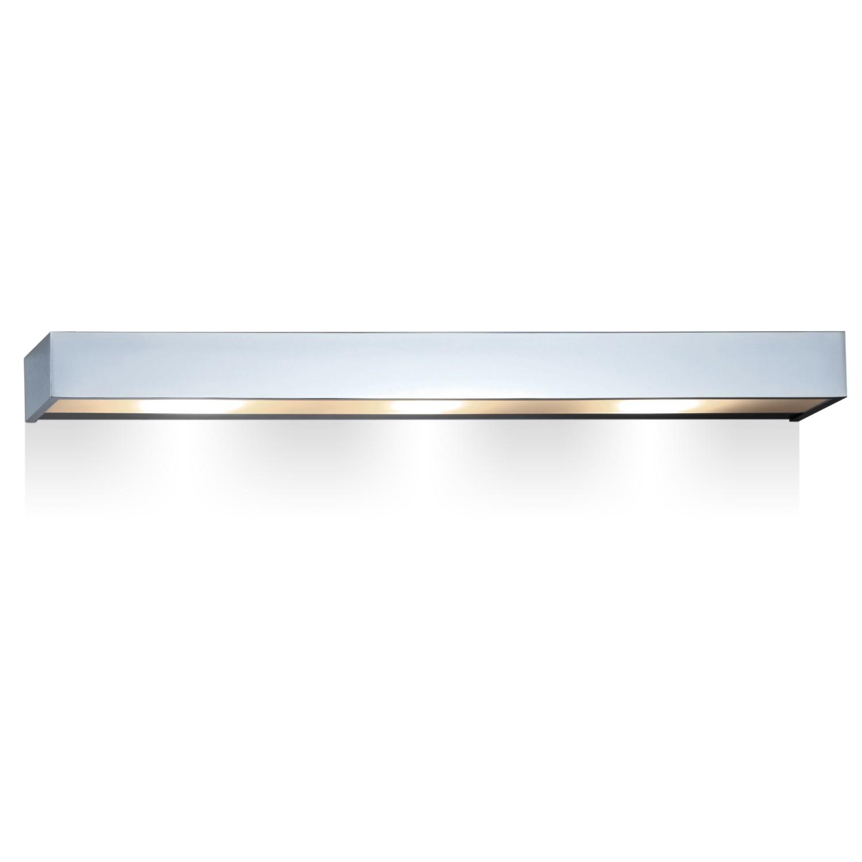 box 60 led chrom wandleuchte decor walther leuchte badleuchte spiegelleuchte ebay. Black Bedroom Furniture Sets. Home Design Ideas