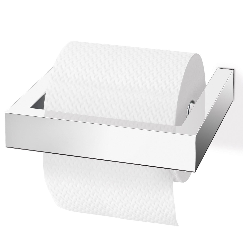 zack toilettenpapierhalter linea edelstahl poliert 40031 wc rollenhalter ebay. Black Bedroom Furniture Sets. Home Design Ideas