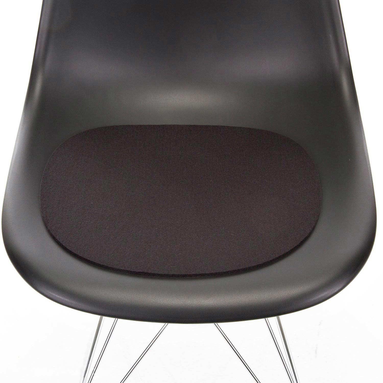 ohne Stuhl Sitzkissen hellmeliert f Vitra Panton Chair HEY-SIGN Sitzauflage