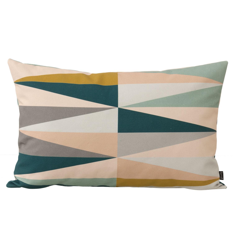 ferm living spear kissen 60x40 cm ebay. Black Bedroom Furniture Sets. Home Design Ideas
