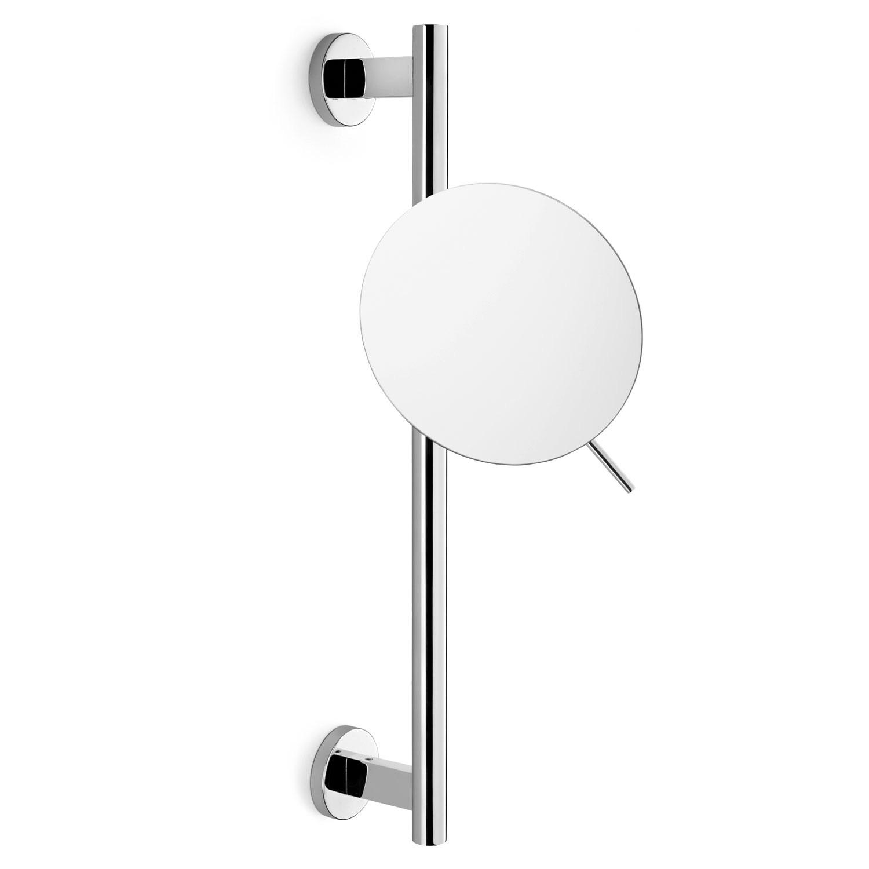 zack scala kosmetikspiegel edelstahl 40095 ohne bohren 5 fache vergr erung ebay. Black Bedroom Furniture Sets. Home Design Ideas