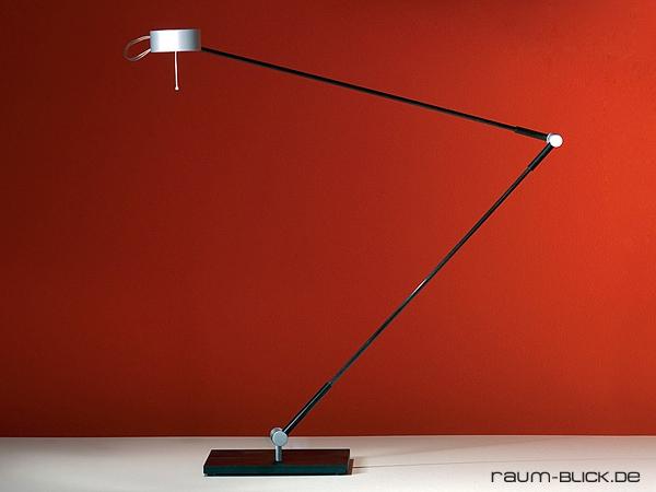 schreibtischleuchte silber matt von absolut lighting. Black Bedroom Furniture Sets. Home Design Ideas