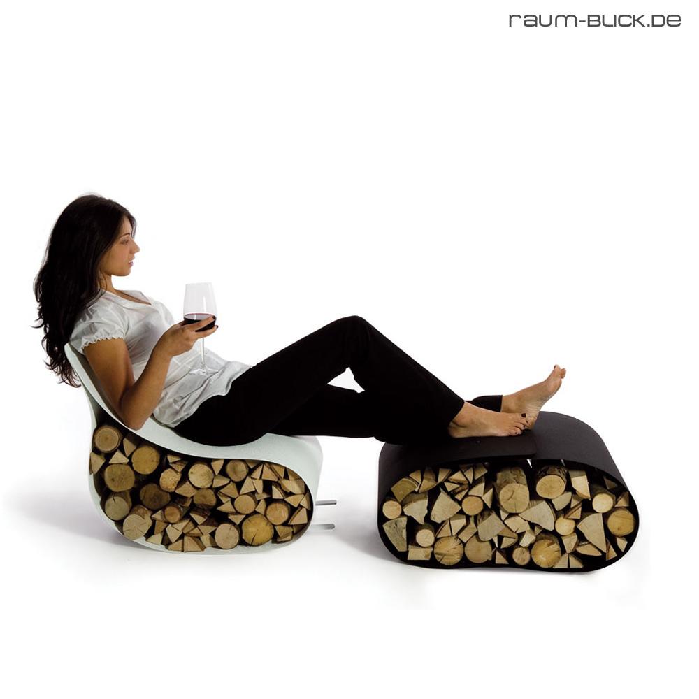 ak47 flex wei kaminholzablage kaminholzkorb hocker zeitschriftenst nder. Black Bedroom Furniture Sets. Home Design Ideas
