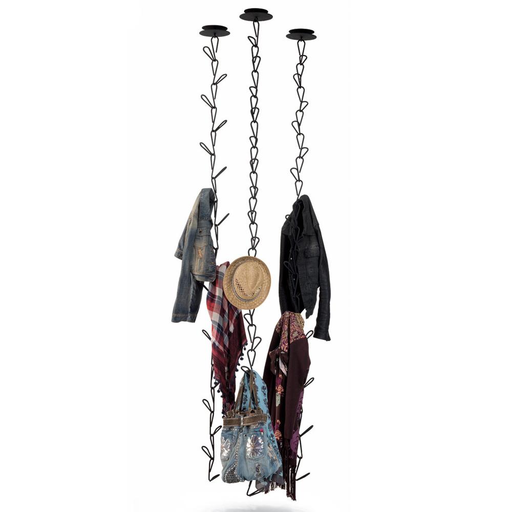 ak47 gang schwarz garderobe h ngegarderobe kleiderhaken ebay. Black Bedroom Furniture Sets. Home Design Ideas