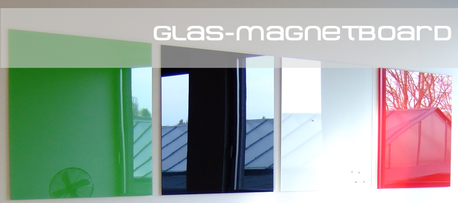 glas magnetboard max in 5 gr en und 4 farben raum blick shop f r wohndesign. Black Bedroom Furniture Sets. Home Design Ideas
