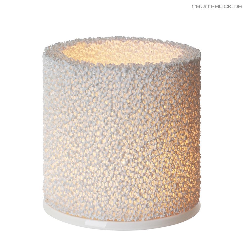 iittala fire windlicht wei keramik gro 11 cm ebay. Black Bedroom Furniture Sets. Home Design Ideas