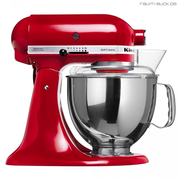 Top KitchenAid Artisan Kuechenmaschine 5KSM150PSER empire rot 600 x 600 · 168 kB · jpeg