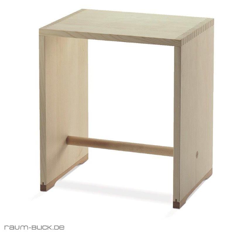 ulmer hocker wb form fichte buche max bill original. Black Bedroom Furniture Sets. Home Design Ideas