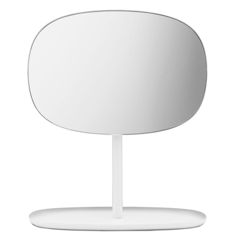 flip spiegel wei normann copenhagen drehbar kippbar frisiertisch ablage ebay. Black Bedroom Furniture Sets. Home Design Ideas