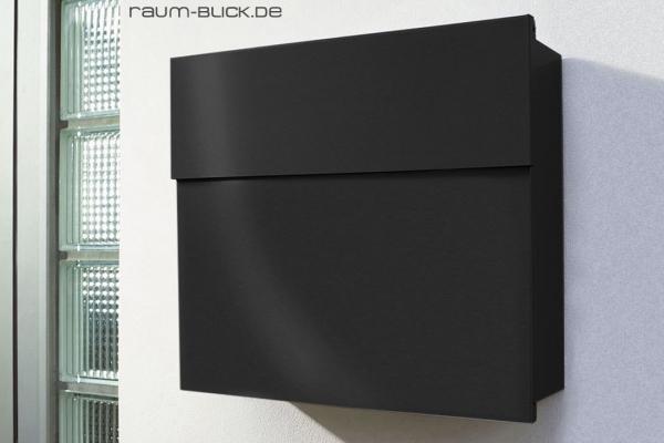 briefkasten letterman 4 schwarz radius design letterman. Black Bedroom Furniture Sets. Home Design Ideas