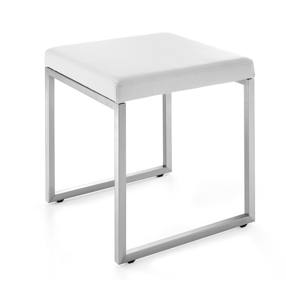 zack cenius badhocker edelstahl matt 50632 ebay. Black Bedroom Furniture Sets. Home Design Ideas