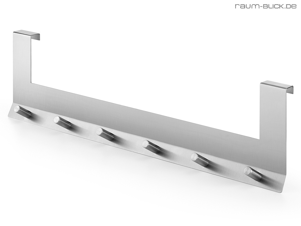 zack t rhakenleiste schmal domo edelstahl 20678. Black Bedroom Furniture Sets. Home Design Ideas