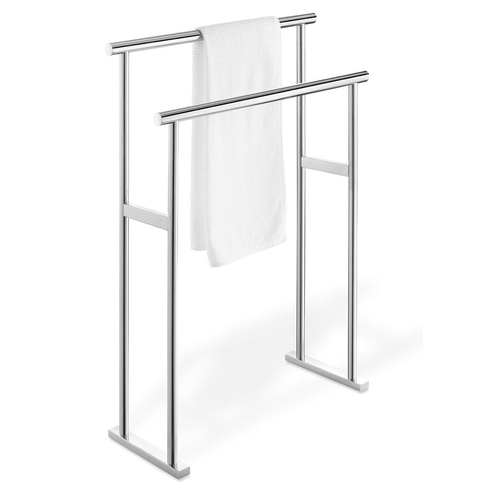 zack handtuchst nder scala edelstahl 40087 poliert handtuchhalter handtuchstange ebay. Black Bedroom Furniture Sets. Home Design Ideas