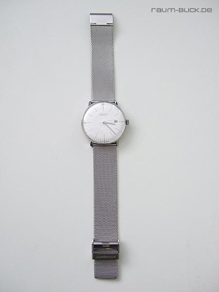 Junghans Max Bill Automatik Uhr 027/4002.44