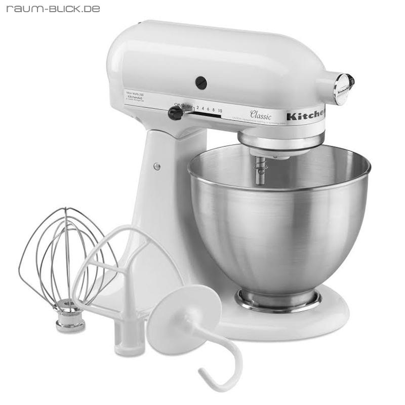 KitchenAid Küchenmaschine classic weiß