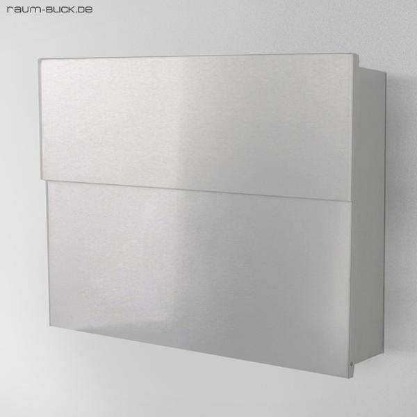 edelstahl briefkasten letterman xxl. Black Bedroom Furniture Sets. Home Design Ideas