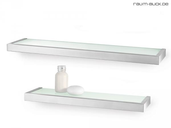 zack handtuchstange linea edelstahl matt 46 5 cm 40387 handtuchhalter ebay. Black Bedroom Furniture Sets. Home Design Ideas