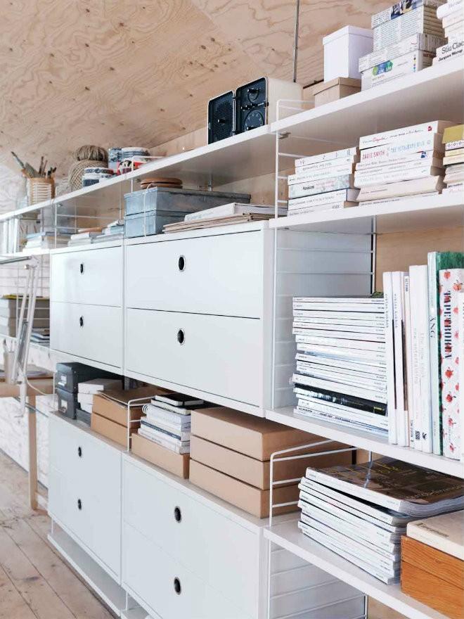 string regalsystem raum blick magazin. Black Bedroom Furniture Sets. Home Design Ideas