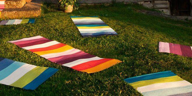 outdoor teppiche raum blick magazin. Black Bedroom Furniture Sets. Home Design Ideas