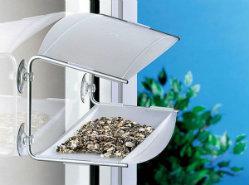 radius design Piep Show Vogelhaus Kunststoff Aluminium
