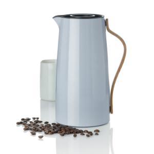 stelton Emma Kaffee-Isolierkanne Klickdeckel Volumen 1,2 Liter