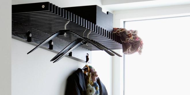 Design garderobe und schuhregal raum blick magazin for Schuhregal design