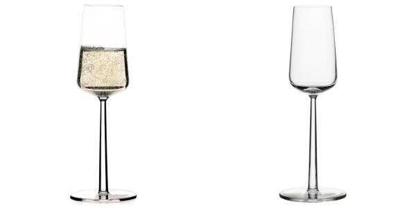 Essence Champagnerglas im 2er-Set