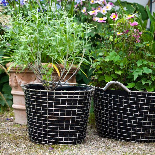 Korbo Planting Bag Pflanzsack für Drahtkörbe