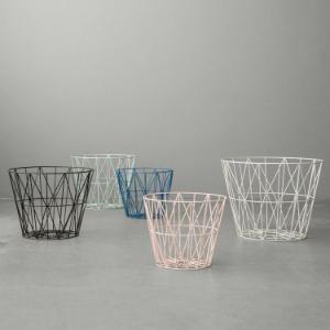 ferm Living Wire Basket Drahtkorb
