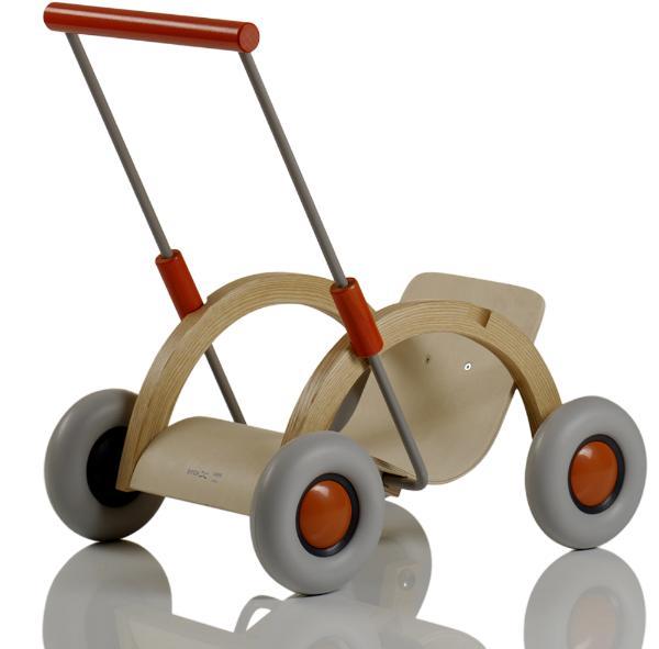 Sirch Sibis Troll Puppenwagen