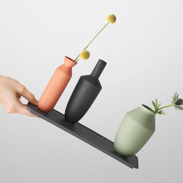 Vasen-Set Muuto Balance Fruehlingsdeko