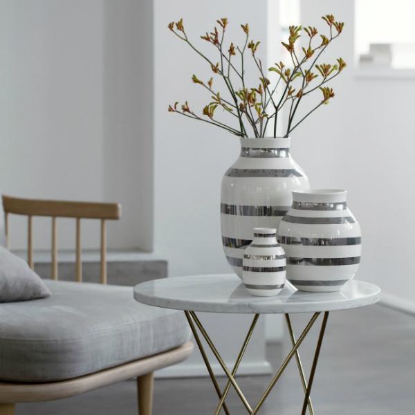 Omaggio Vase gross von Kaehler