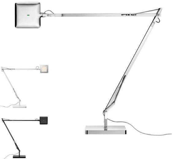 Design-Schreibtischleuchte Kelvin LED Base von Flos