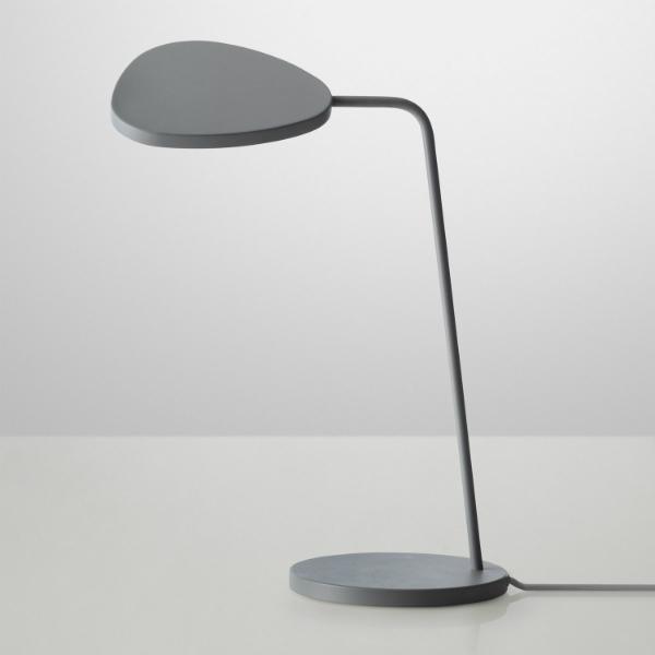 Design-Schreibtischleuchte Leaf von Muuto