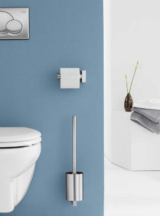 Zack FRESCO Toilettenbutler Edelstahl