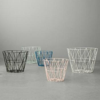 Drahtkorb ferm Living Wire Basket
