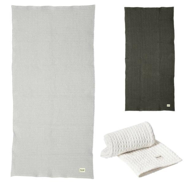Handtuch von ferm Living Organic
