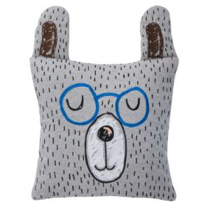 Kissen von ferm Living Little Mr Teddy