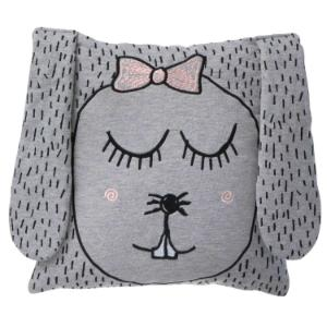 Kissen von ferm Living Little Ms Rabbit