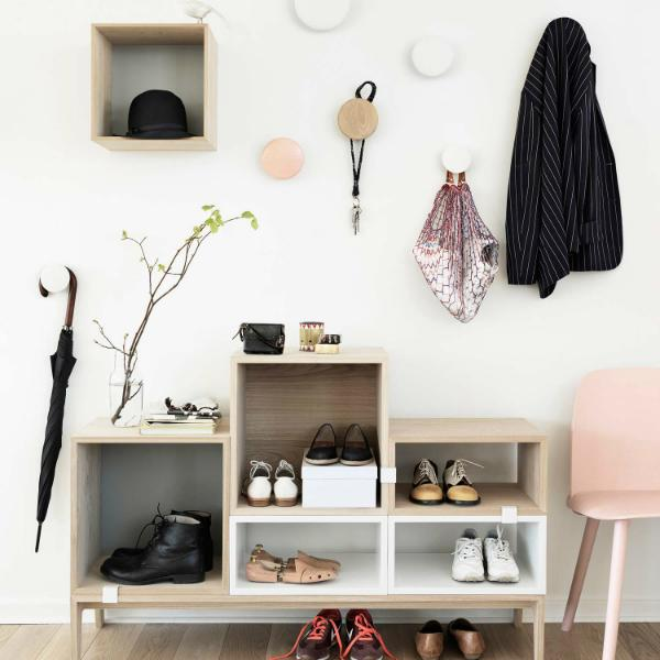 Regalsystem von Muuto Mini Stacked