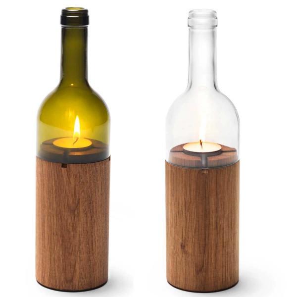 Weinlicht von side-by-side