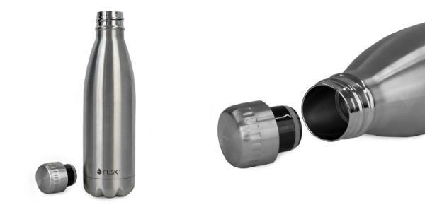 FLSK Trinkflasche 750 ml Classic Matt