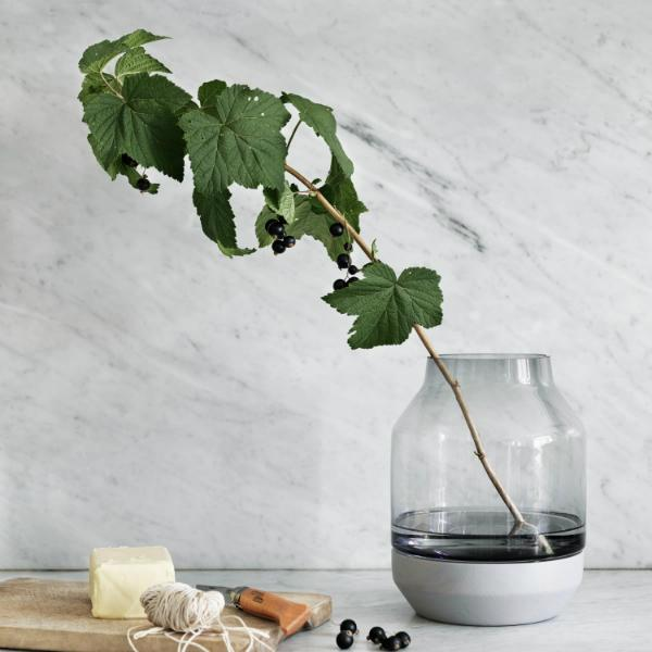 Vase Elevated von Muuto