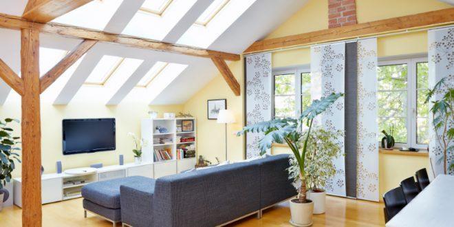 Zimmer Mit Dachschrage Einrichten Raum Blick Magazin