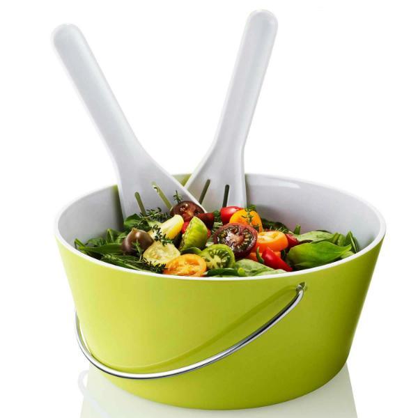 eva solo Schale mit Salatbesteck