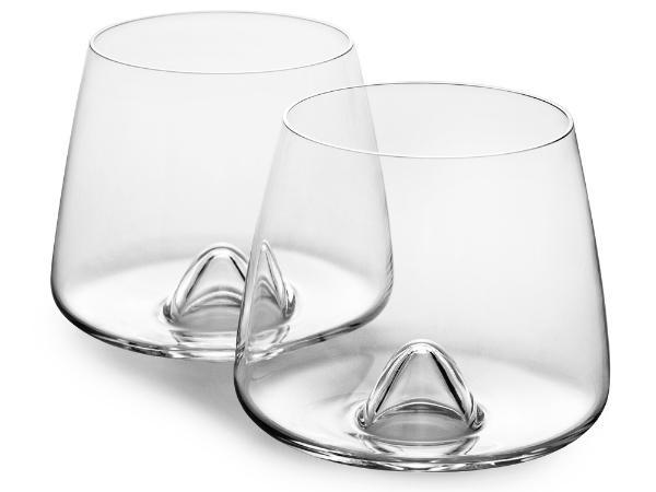 Normann Copenhagen Whisky Glaeser im 2er-Set
