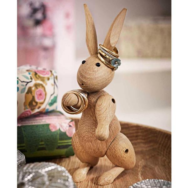 Holzfigur Kaninchen von Kay Bojesen