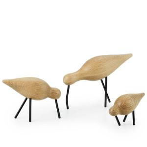 Normann Copenhagen Shorebird Holzfigur