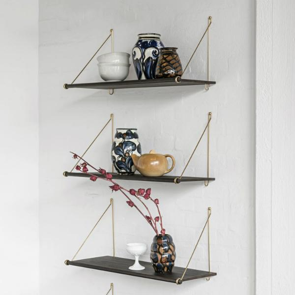 We Do Wood Loop Shelf Regal aus Bambus
