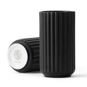 lyngby-porzellan-vase-schwarz